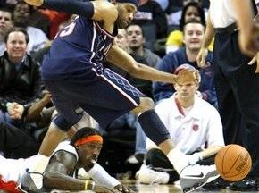NBA: Рисі заплуталися в Cітях