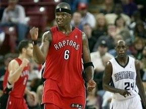 NBA: 36 очков О'Нила помогли Торонто одержать победу