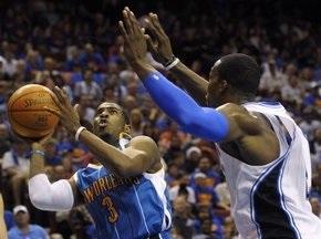 NBA: Шершни стали жертвой Магии