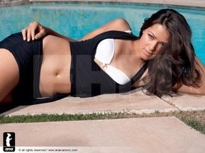 Ана Иванович готовится к Australian Open