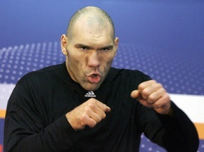 Тренер Валуева: Николай заметно прибавил