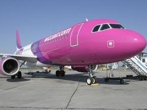 Wizz Air осуществила первый полет за границу