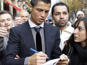 Джерело: Роналдо переходить у Реал