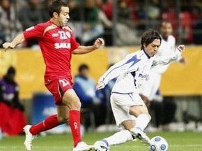 Клубний чемпіонат світу: Японська Гамба зіграє з МЮ