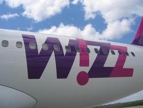 Wizz Air Украина предлагает билеты в Европу по 9 грн