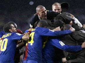Реал бессилен перед Барселоной