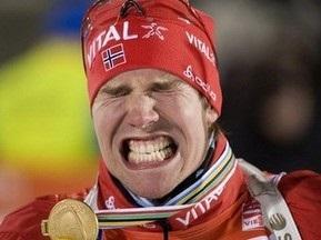 Биатлон: Свендсен триумфует