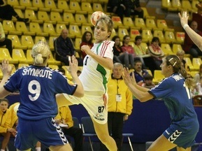 Украинские гандболистки уступили сборной Венгрии