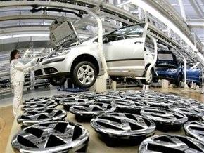Volkswagen просит государственных гарантий