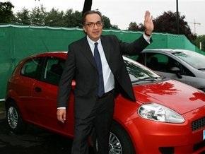 Глава Fiat надеется на слияние