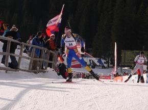 Биатлон: Украинцам спринт не удался