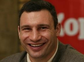 Фотогалерея: Віталій Кличко в гостях у uaSport.net