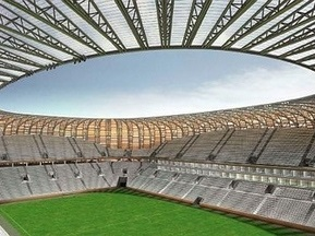 У Гданську починають будувати стадіон до Євро-2012