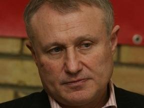 Евро-2012: Президент ФФУ доволен подготовкой Харькова