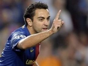 Хави продлил контракт с Барселоной