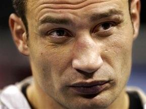 Виталий Кличко сравнил Поветкина с галошами