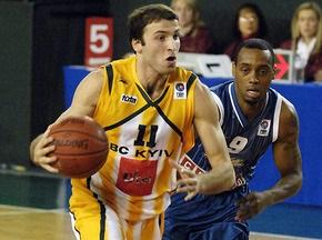 Баскетбольный вторник: две победы и два поражения украинских клубов в еврокубках