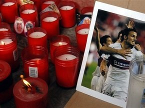 Іспанський футболіст загинув на полі