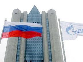 Газпром: Погашение долга - единственный шанс избежать цены на газ выше $400