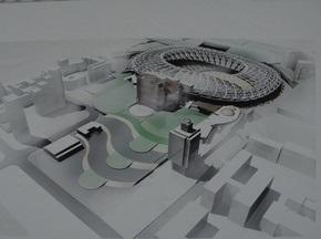 Мостобуд хоче бути генпідрядником реконструкції Олімпійського