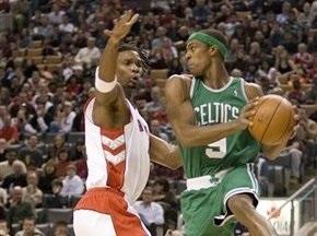 NBA: Бостонское чаепитие