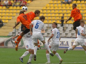 Чемпионат Украины: uaSport.net представляет матчи пятницы