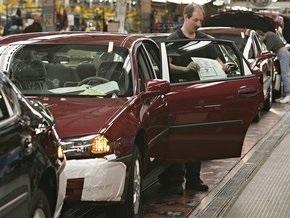 General Motors приостановил производство в Таиланде
