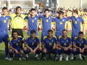 Украинская молодежка выиграла у Польши