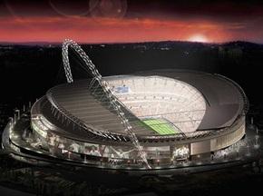 Відомий лондонський стадіон Уемблі дав тріщину