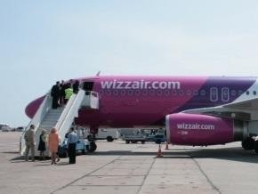 Wizz Air Украина будет летать в Норвегию