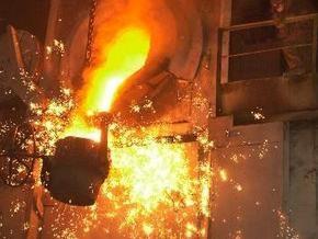 Запорожсталь почти на треть сократит производство стали