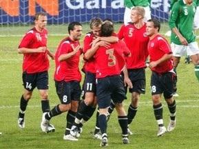 Норвегия огласила состав на матч с Украиной