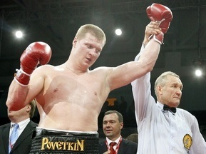 Поветкин встретится с победителем боя Кличко-Рахман