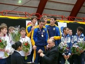 Українські рапіристи стають першими у Європі
