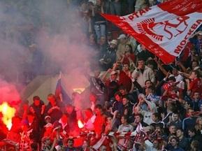 На матче Спартак-Локомотив задержан 61 фанат