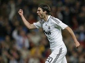 Нападающий Реала: После игры забрал мяч на память