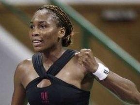 Доха: Венус Уильямс побеждает еще одну россиянку