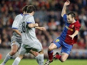 Барселона теряет Иньесту