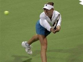 Звонарева обыграла Кузнецову на турнире в Дохе