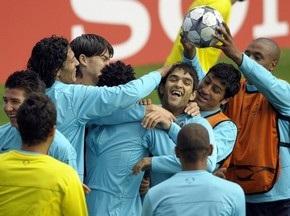 Чемпионы Португалии прибыли в Киев