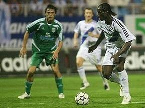 Динамо провело репетицию перед игрой с Порту