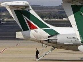 Итальянская авиакомпания согласилась приобрести Alitalia