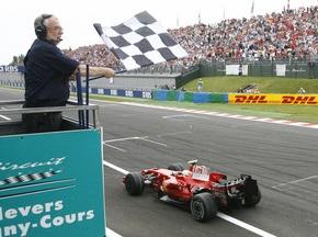 F1: Финишную отмашку чемпиону дадут его родители