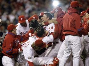Бейсбол: Филадельфия - чемпион
