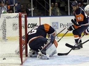 NHL: Рейнджеры побеждают в дерби Нью-Йорка