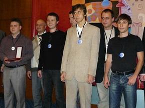 Киевские шахматисты взяли бронзу на Кубке Европы