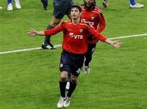 Молодым талантом из ЦСКА интересуется Реал