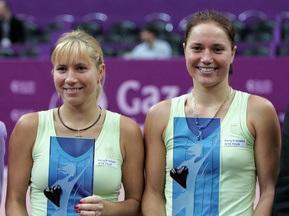 Сестри Бондаренко поступаються в Австрії