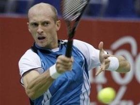 Николай Давыденко закончил выступление на St. Petersburg Open