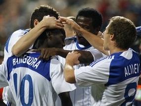 22 динамовца заявлены на матч с Порту